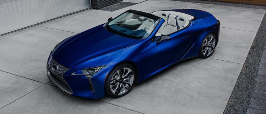 Lexus LC 500 CV 2021