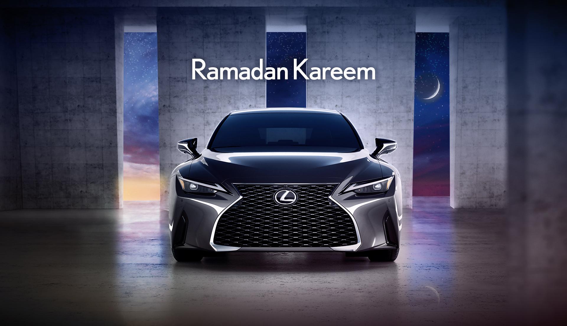 Lexus Ramadan Kareem 2021