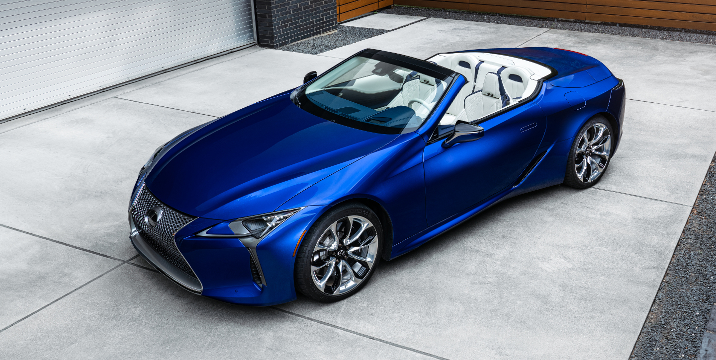 Lexus LC500 Convertible ( Limited Edition )