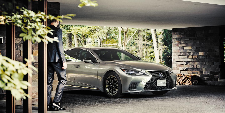 Lexus LS500 - 2021