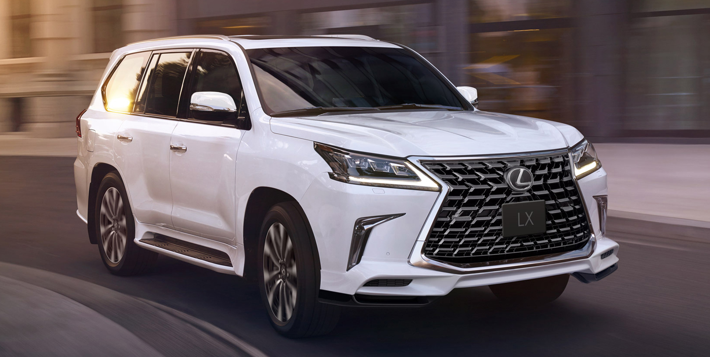 Lexus LX 2021 - SS